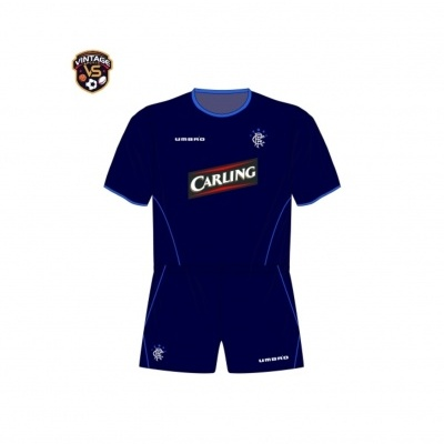 NEW Glasgow Rangers FC Third Shirt 2005-2006 (S)