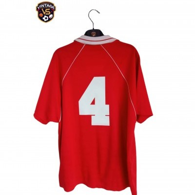 """SL Benfica Home Shirt 1994-1995 #4 (XL) """"Good"""""""