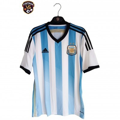 "Argentina Home Shirt 2013-2015 (S) ""Good"""