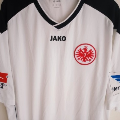 "Eintracht Frankfurt Third Shirt 2013-2014 (XXL) ""Perfect"""