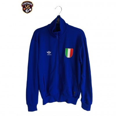 """Italy Track Top Jacket 1974 World Cup (S) """"Very Good"""""""