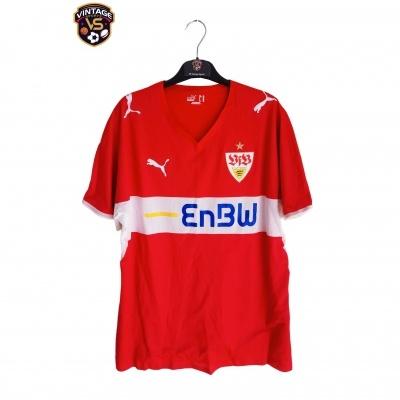 """VFB Stuttgart Away Shirt 2008-2009 Player Issue (XL) """"Perfect"""""""