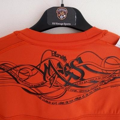 "OM Olympique Marseille Reversible Third Shirt 2012 #9 Gignac (S) ""Very Good"""