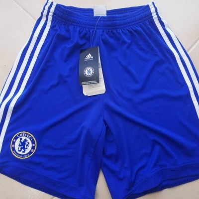NEW Chelsea FC Home Shorts 2009-2010 (L Youths)