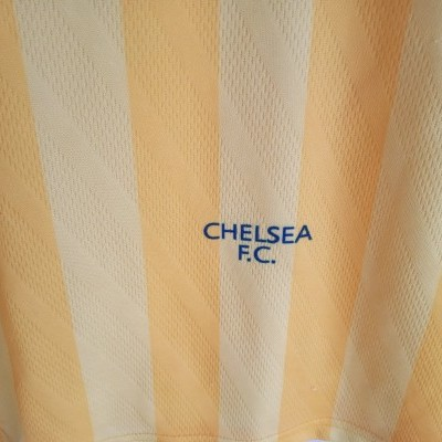 "Chelsea FC Away Shirt 1996-1998 (L) ""Very Good"""