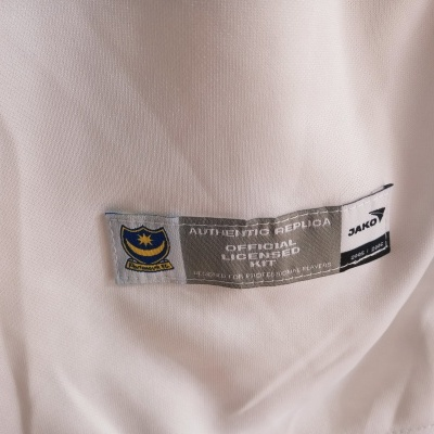 """Portsmouth FC Away Shirt 2005-2006 (L) """"Perfect"""""""