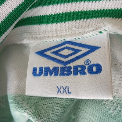 "Celtic FC Home Shirt 1995-1997 (XXL) ""Good"""