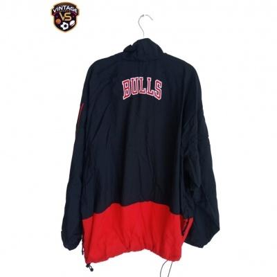 "Chicago Bulls NBA Jacket 1990s (XL) ""Very Good"""