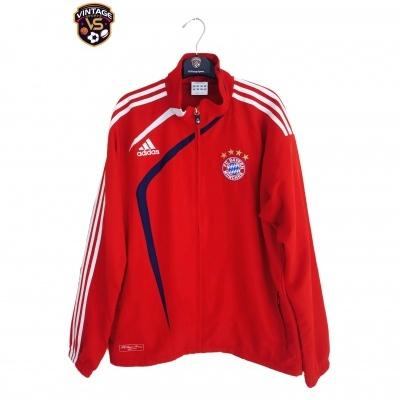 """Bayern Munich München Track Top Jacket 2009-2010 (M) """"Very Good"""""""