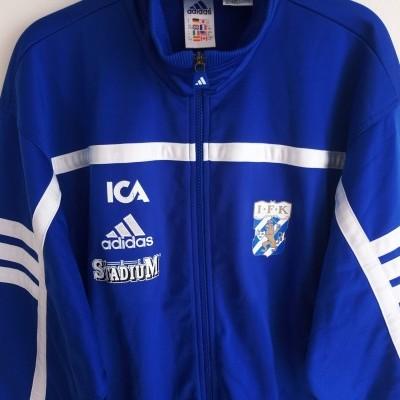 "IFK Göteborg Tracksuit Top Jacket 2000 (S) ""Good"""