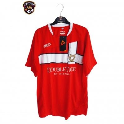 NEW MK Milton Keynes Dons FC Away Shirt 2011-12 (XL)