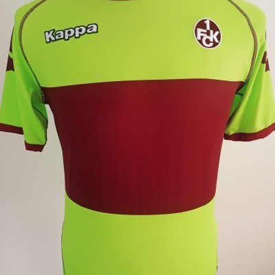 "1.FC Kaiserslautern Away Shirt 2006-2007 (L) ""Very Good"""