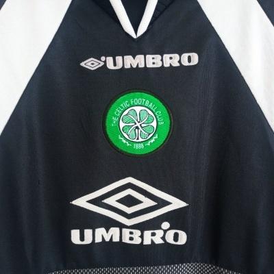 "Celtic FC Goalkeeper Shirt 1997-1998 (Youths) ""Good"""