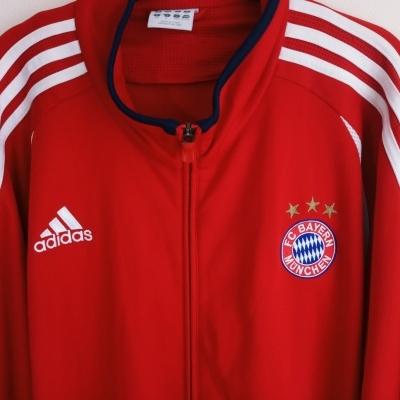 """Bayern Munich München Track Top Jacket 2006-2007 (XL) """"Good"""""""