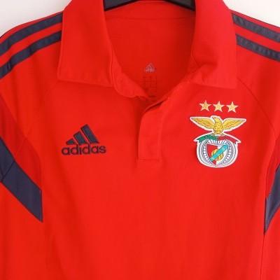 """SL Benfica Polo Shirt 2014-2015 (S) """"Very Good"""""""