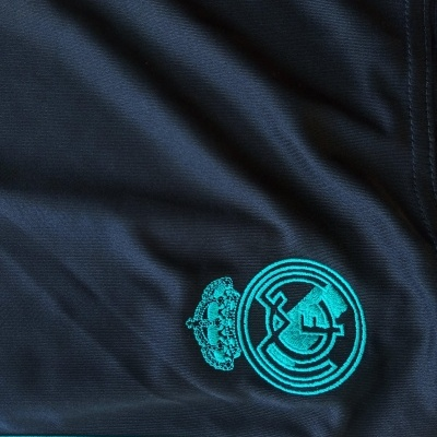 NEW Real Madrid Away Shorts 2017-2018 (XL)