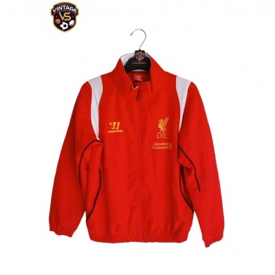 """Liverpool FC Track Top Jacket 2012-2013 (Large Boys) """"Perfect"""""""