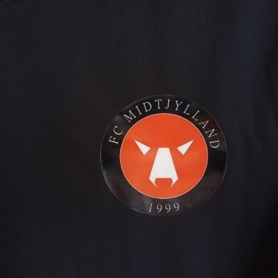 NEW FC Midtjylland Home Shirt 2016-2017 #33 Onuachu (S)