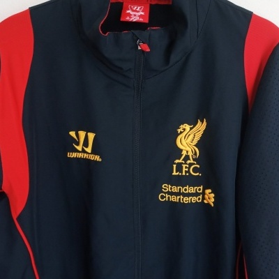 """Liverpool FC Track Top Jacket 2012-2013 (M) """"Very Good"""""""