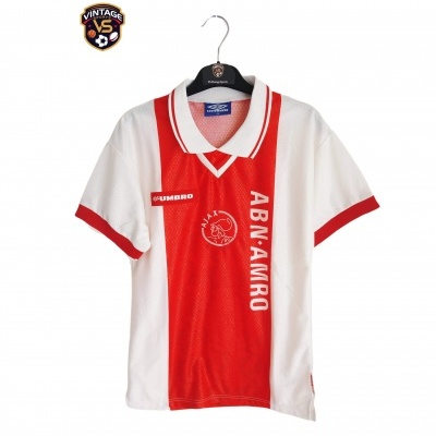 "Ajax Amsterdam Home Shirt 1998-1999 (Youths) ""Perfect"""