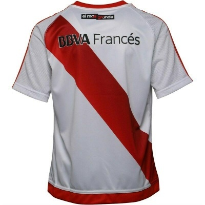 NEW River Plate Home Shirt 2016-17 (Youths) Adidas