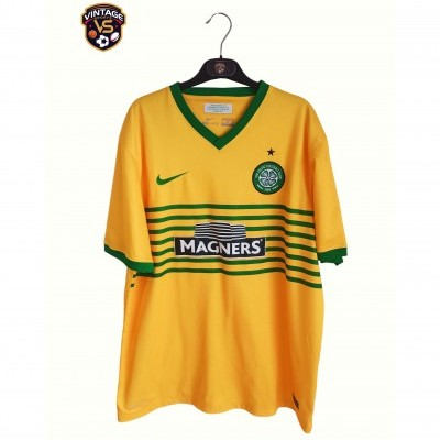 "Celtic FC Away Shirt 2013-2014 (XL) ""Perfect"""