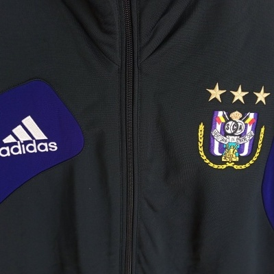 "RSC Anderlecht Track Top Jacket 2012 (S) ""Very Good"""