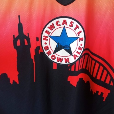 "Newcastle United Goalkeeper Shirt 1996-1997 (XL) ""Perfect"""