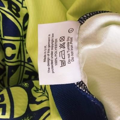 "Blackburn Rovers Away Shirt 1996-1997 (XXL) ""Very Good"""