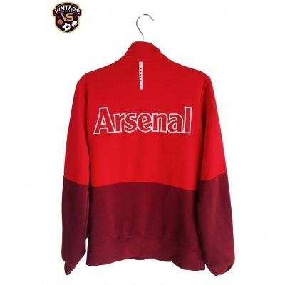 "Arsenal FC Track Top Jacket 2009-2010 (S) ""Good"""