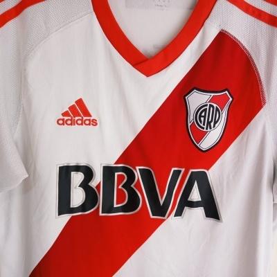 "River Plate Home Shirt 2016-2017 (M) ""Good"""