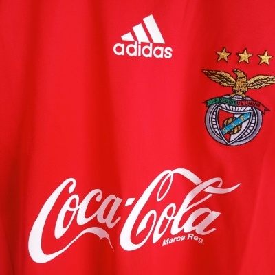 NEW SL Benfica Home Shirt 2009-2010 (S)