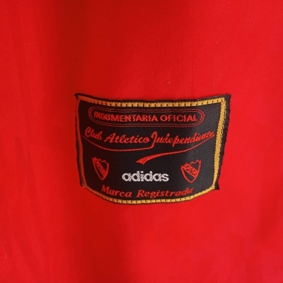 "CA Independiente Home Shirt 1996 (XL) ""Very Good"""