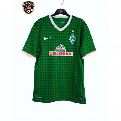 "SV Werder Bremen Home Shirt 2013-2014 (S) ""Good"""