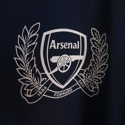 "Arsenal FC Away Shirt 125 Years 2011-2012 (L) ""Very Good"""