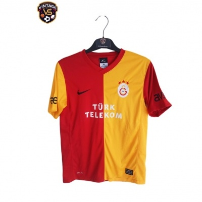 """Galatasaray SK Home Shirt 2011-2012 (M Youths) """"Very Good"""""""