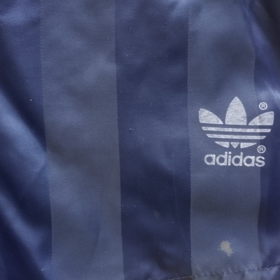 "Vintage Shorts Adidas 1980s Blue (M) ""Good"""
