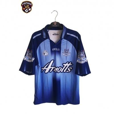 "Dublin GAA Gaelic Home Shirt Jersey 2004-2006 (Youths) ""Good"""