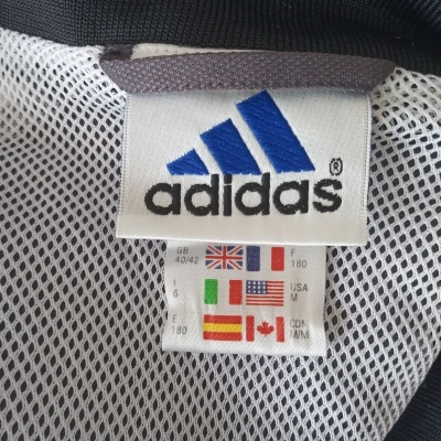"""Germany Track Top Jacket 1999 (M) """"Very Good"""""""