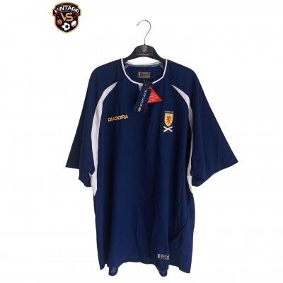 NEW Scotland Home Shirt 2003-2005 (XL)