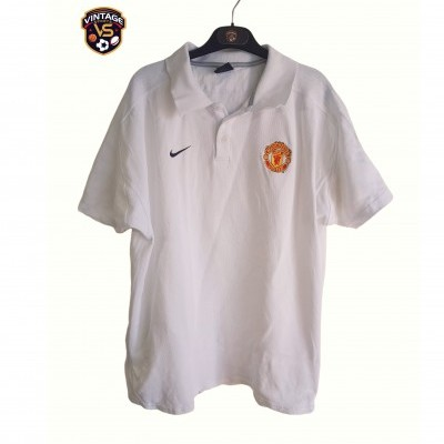 """Manchester United Issue Polo Shirt (L) """"Good"""""""