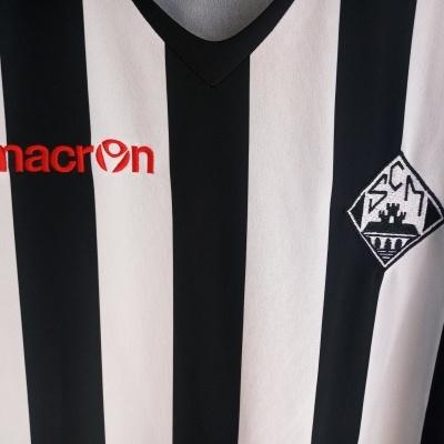 "SC Mirandela Home Shirt 2012-2013 (M) ""Perfect"""