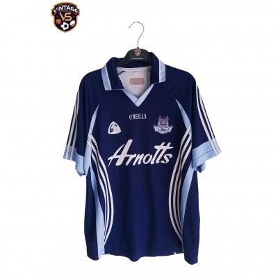 "Dublin GAA Gaelic Home Shirt Jersey 2007 (M) ""Good"""