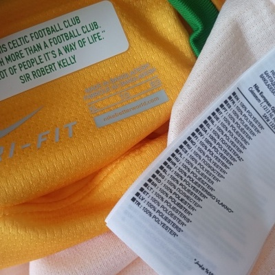 "Celtic FC Away Shirt 2013-2014 (XL) ""Perfect"""