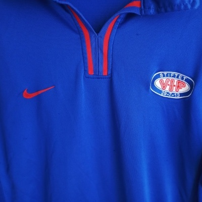 "Valerenga IF Home Shirt L/S 2002-2004 (L) ""Good"""