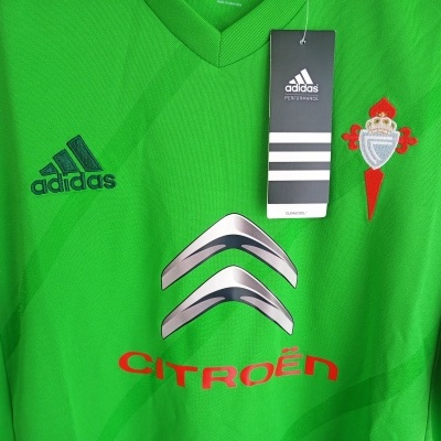 NEW Celta Vigo Away Shirt 2014-2015 (M)