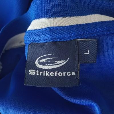 "Millwall FC Home Shirt 2001-2003 (L) ""Very Good"""