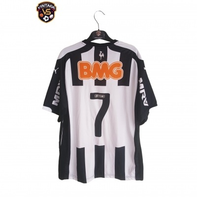 "Atletico Mineiro Home Shirt 2014 #7 (XL) ""Very Good"""