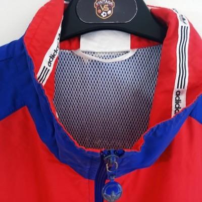"Bayern Munich München Rain Jacket 1993-1995 (XL) ""Very Good"""