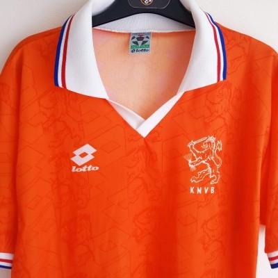 "Holland Home Shirt 1994 (L) ""Very Good"""